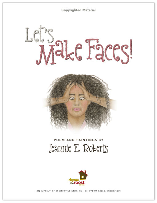 Let's Make Faces Cover